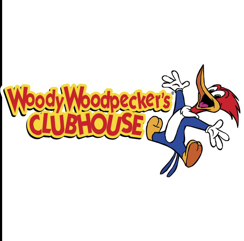 Woody Woodpecker's Club House vector