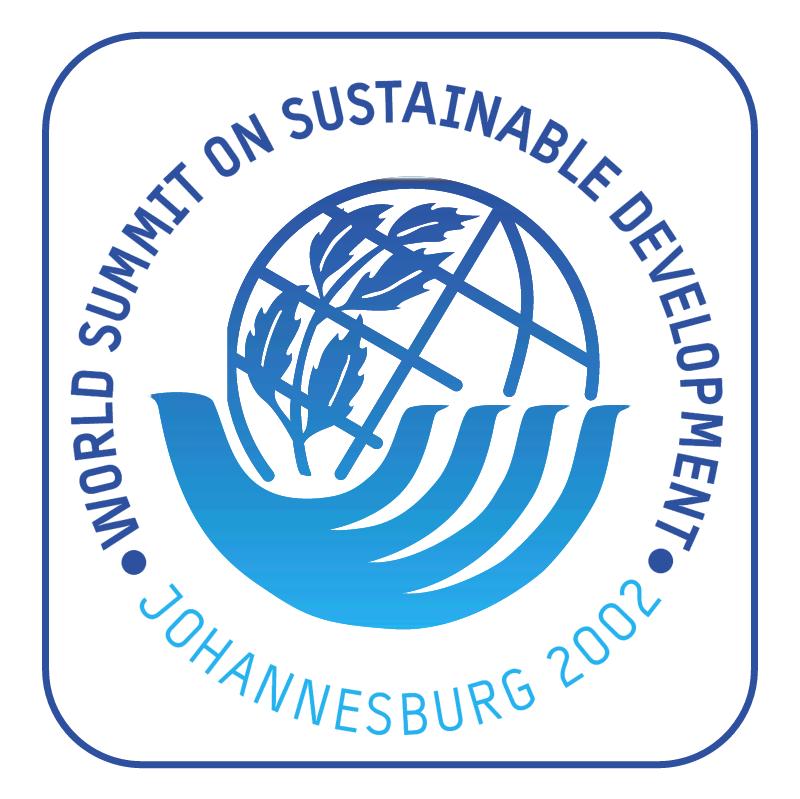 World Summit on Sustainable Development vector