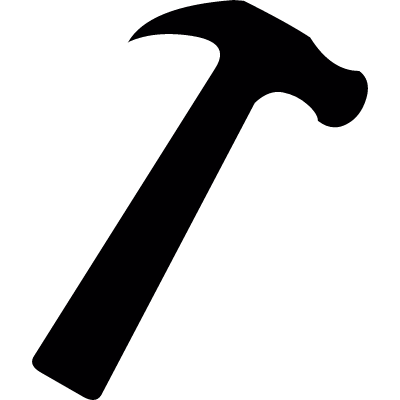 Work Hammer vector logo
