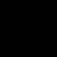 Mistletoe Leaves vector