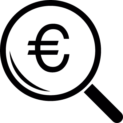 Euros Search vector logo