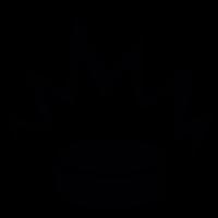 Mine symbol vector