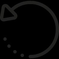 Rotate Arrow vector