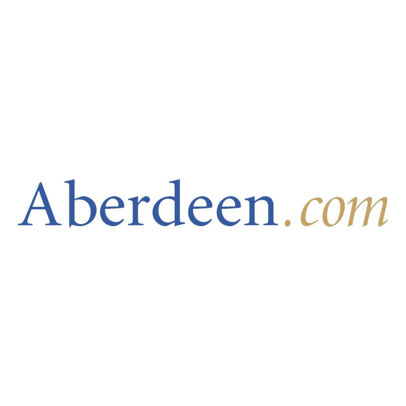 Aberdeen com vector