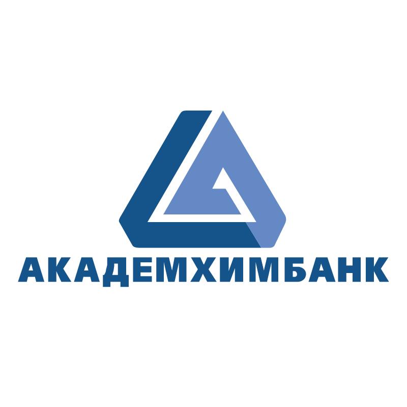Academkhimbank 77495 vector