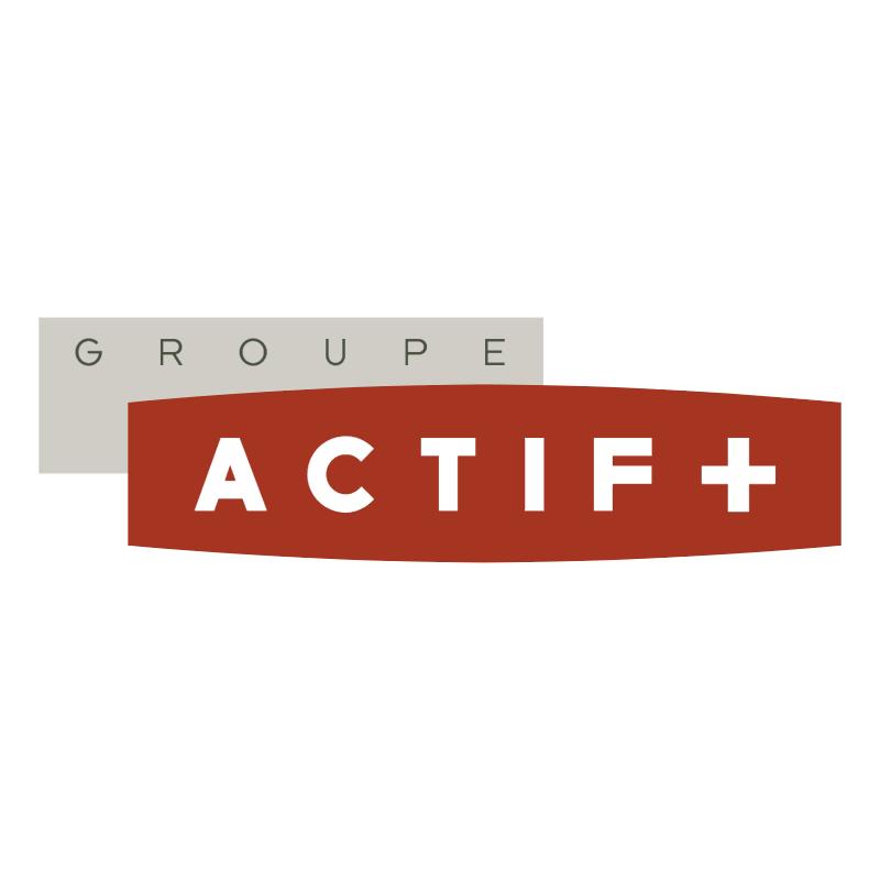 Actif Plus Groupe 66130 vector logo
