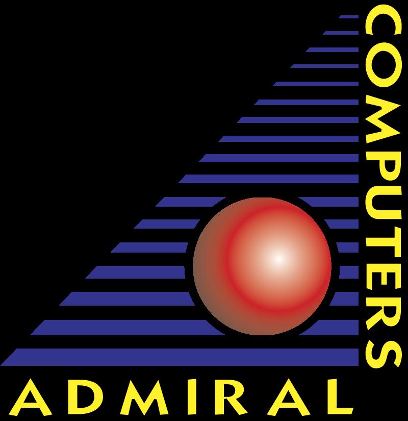 admiral computers vector