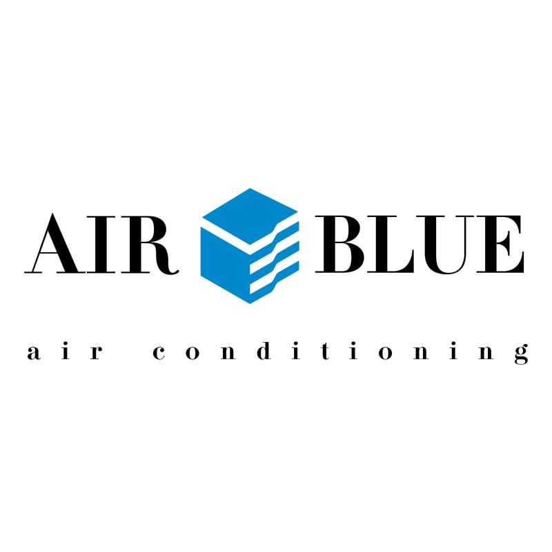 Air Blue vector