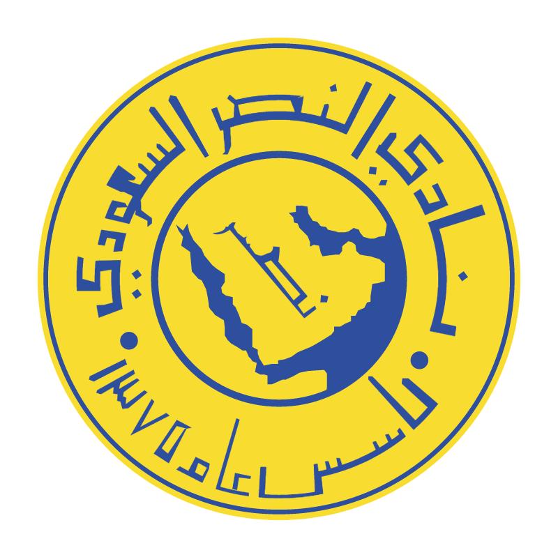Al NASSR Saudi 7725 vector