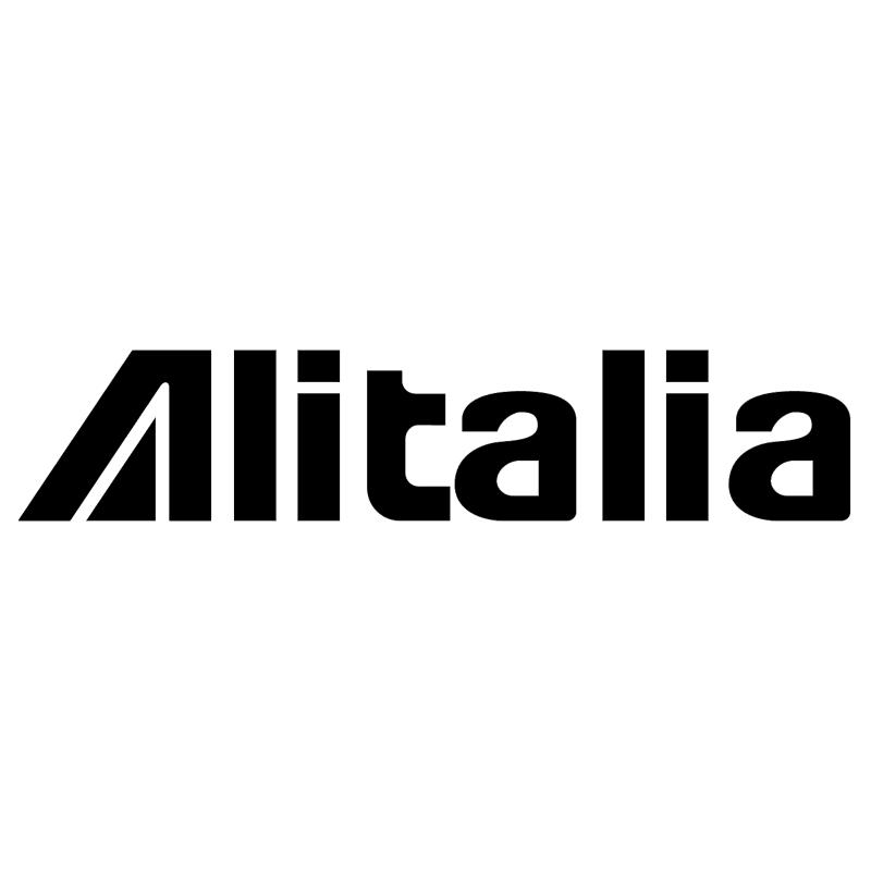 Alitalia vector