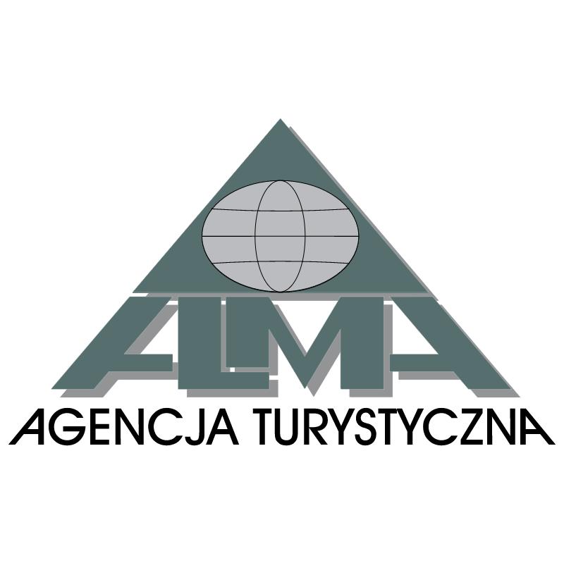 Alma Agencja vector