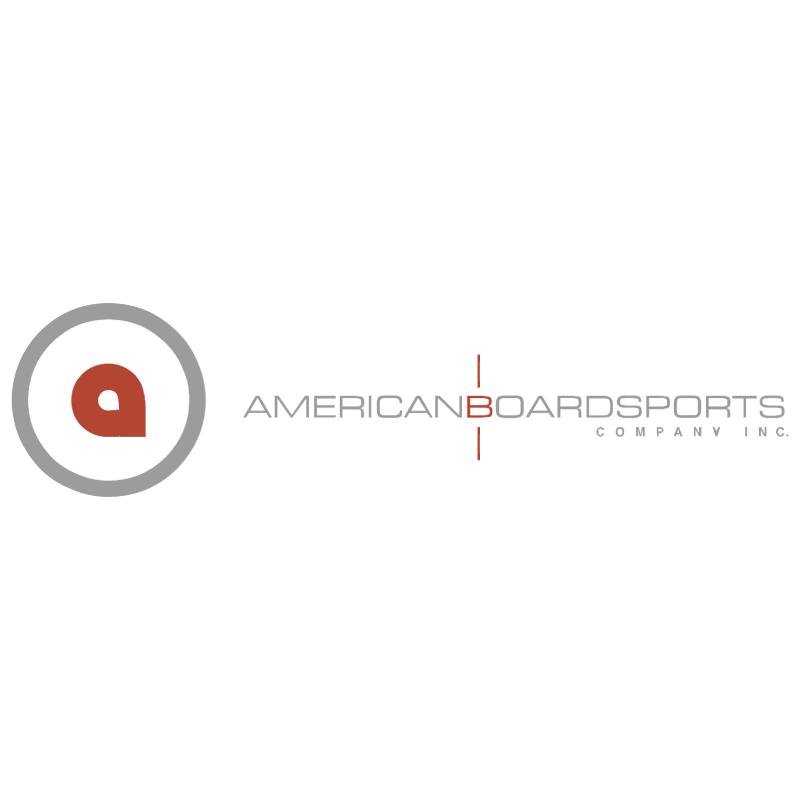 American Boardsports vector