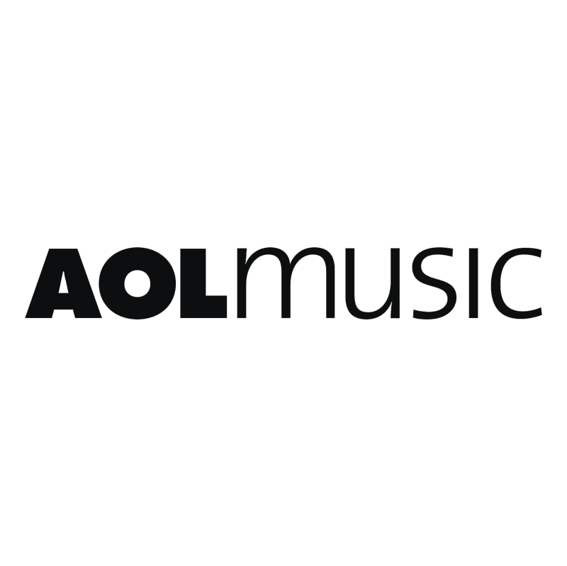 AOL Music 64758 vector