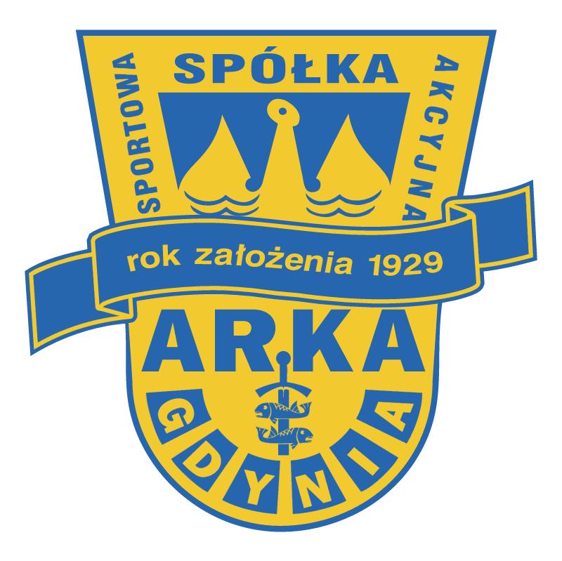 Arka Gdynia 63149 vector