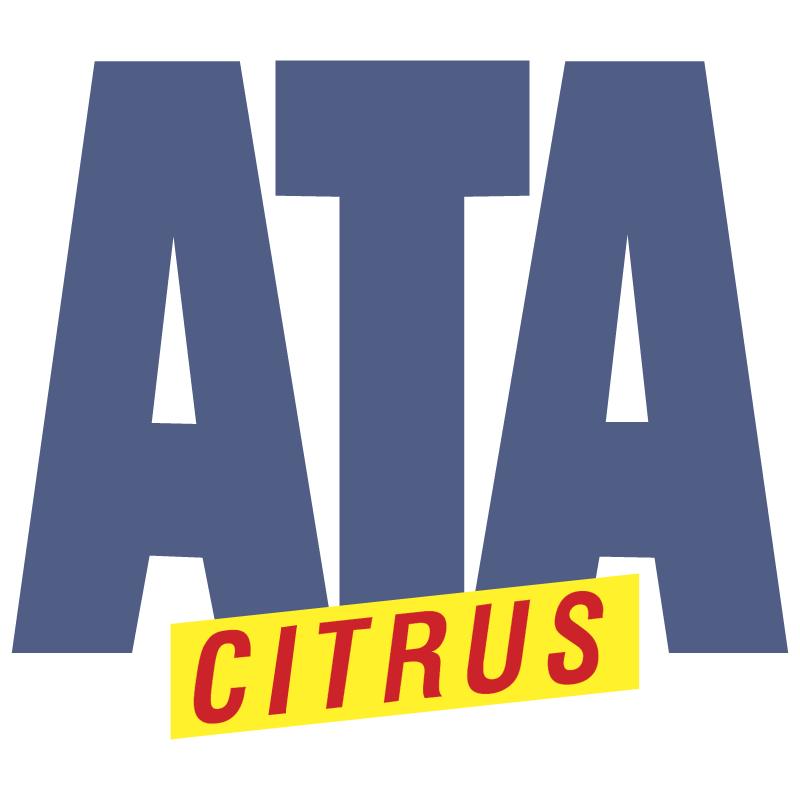 Ata Citrus 15075 vector