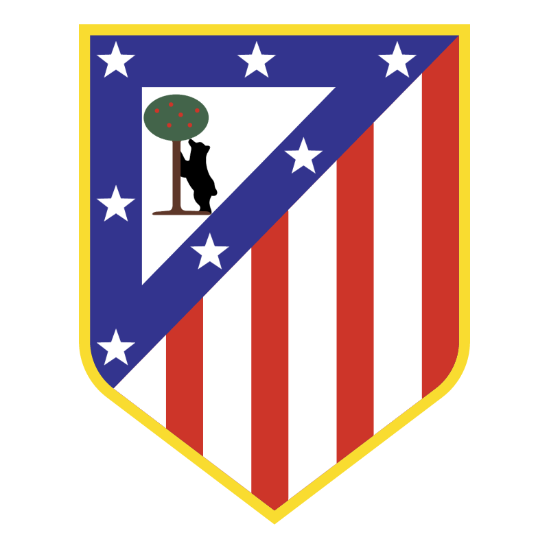 Athletic Club Madrid vector