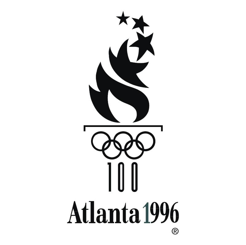 Atlanta 1996 vector