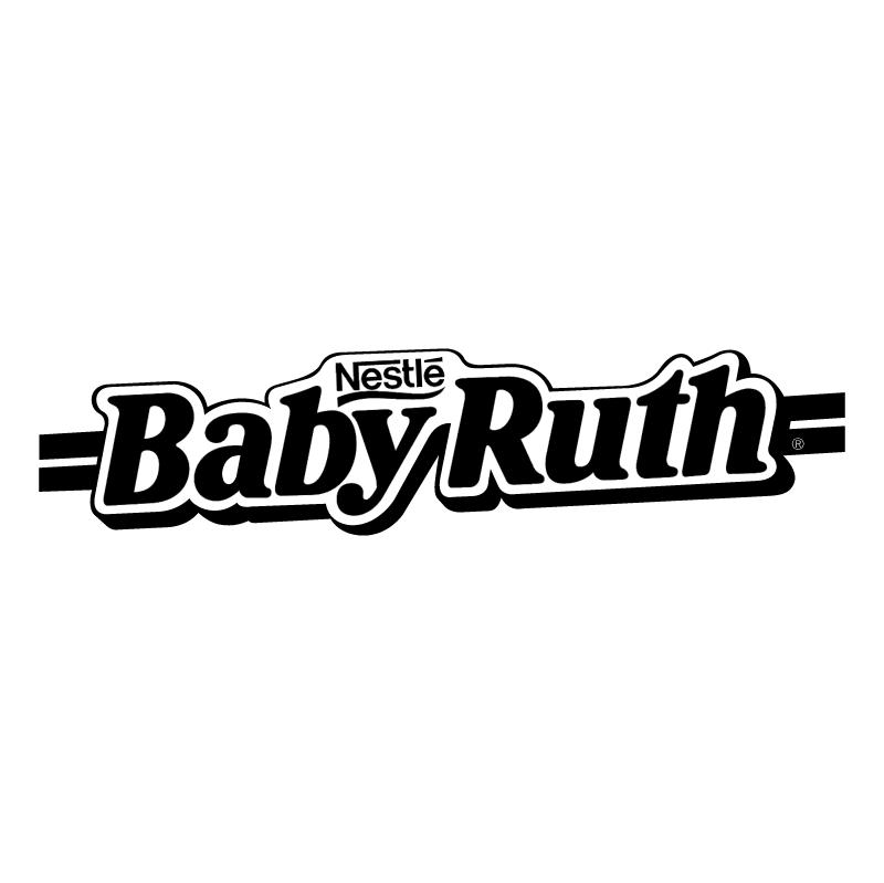 Baby Ruth vector logo