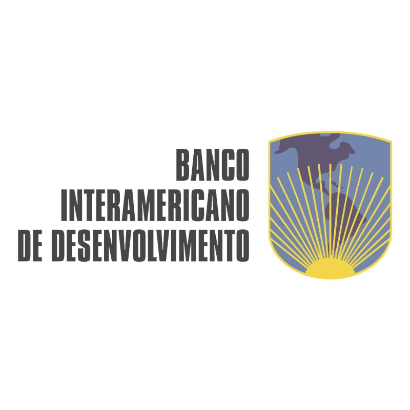 Banco Interamericano de Desenvolvimento vector