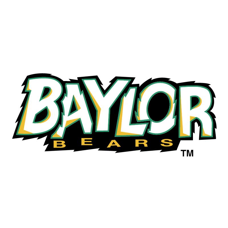 Baylor Bears 75993 vector