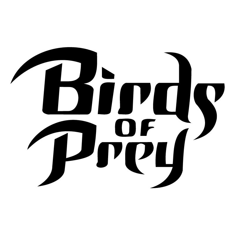 Birds of Prey vector