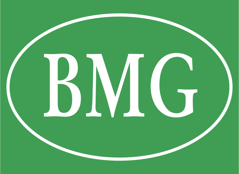 BMG logo vector