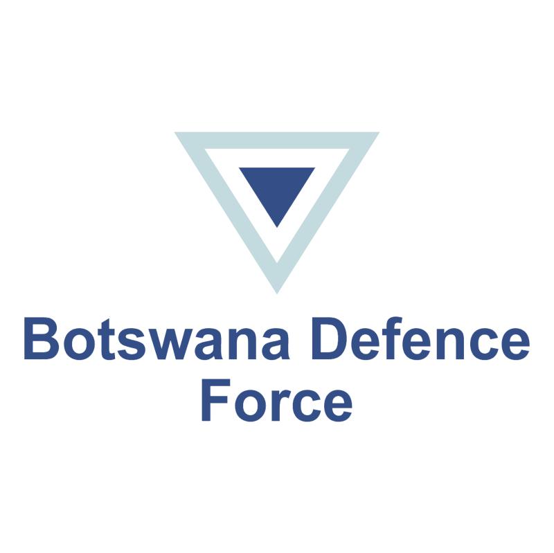 Botswana Defence Force vector