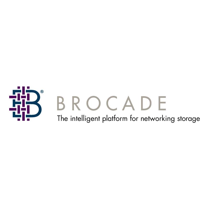 Brocade 70092 vector
