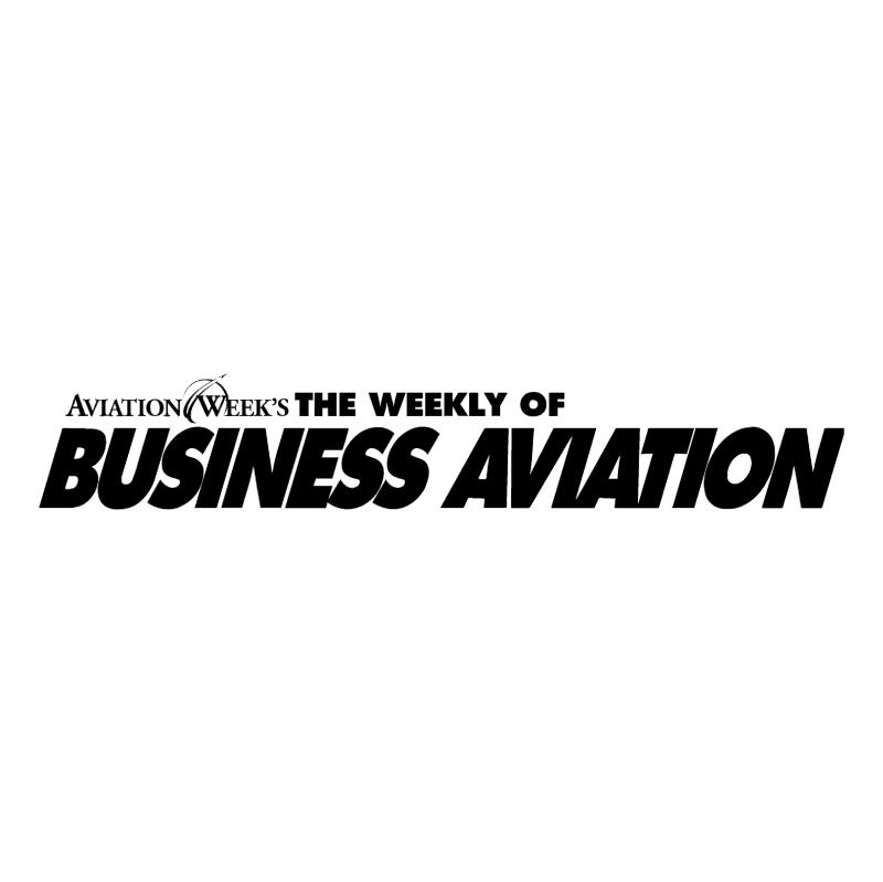 Business Aviation vector