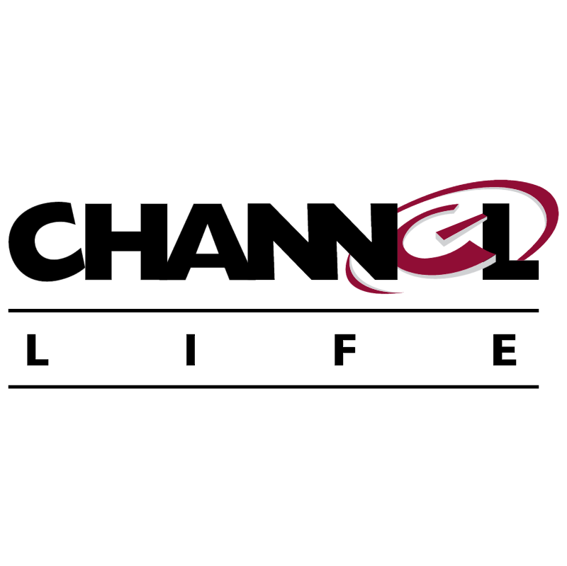 Channel Life vector