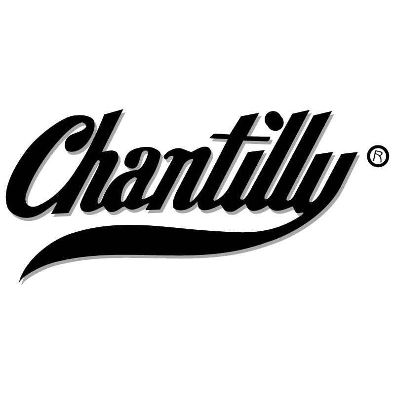 Chantilly 7261 vector logo