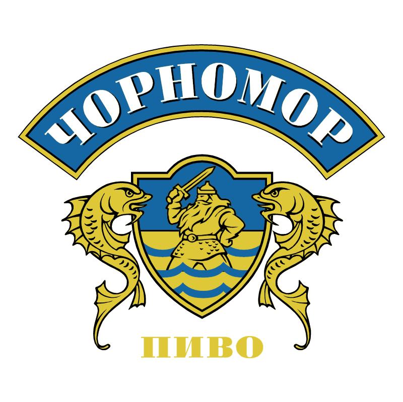 Chernomor Beer vector