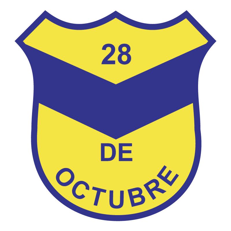 Club 28 de Octubre de La Plata vector