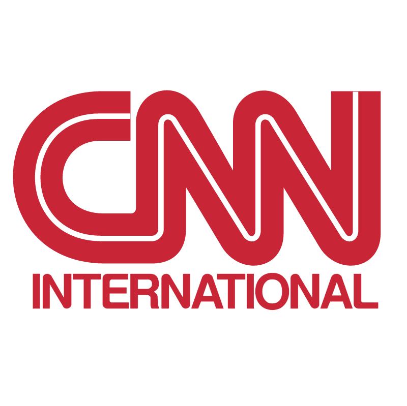 CNN International vector