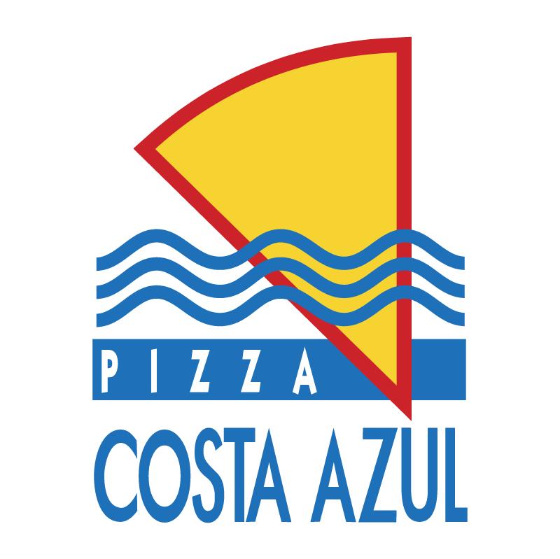 Costa Azul vector