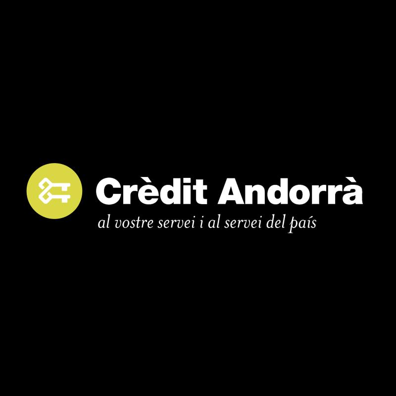 Credit Andorra vector logo