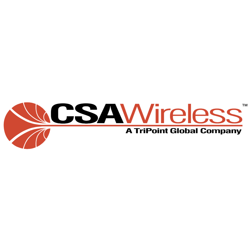 CSA Wireless vector