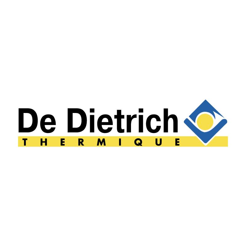De Dietrich vector logo