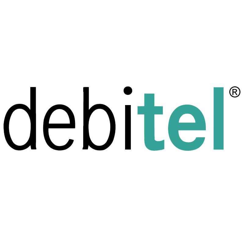 Debitel vector