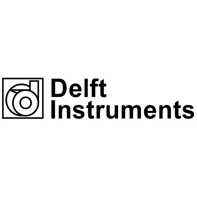 Delft Instruments vector