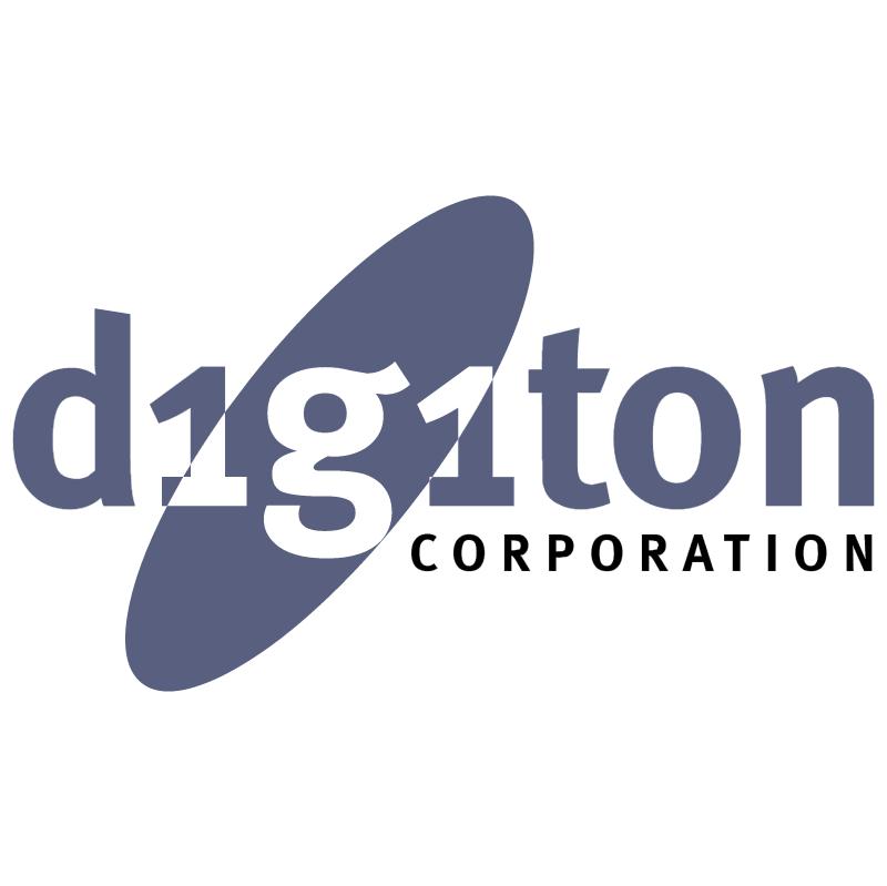 Digiton vector logo
