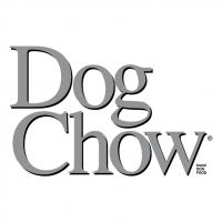 Dog Chow vector