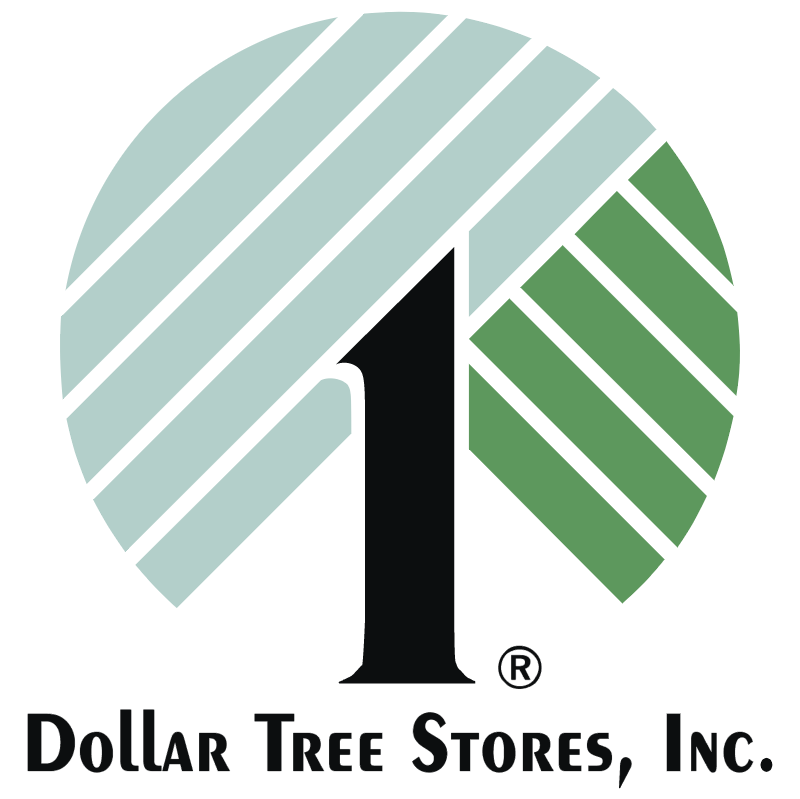 Dollar Tree Stores vector logo