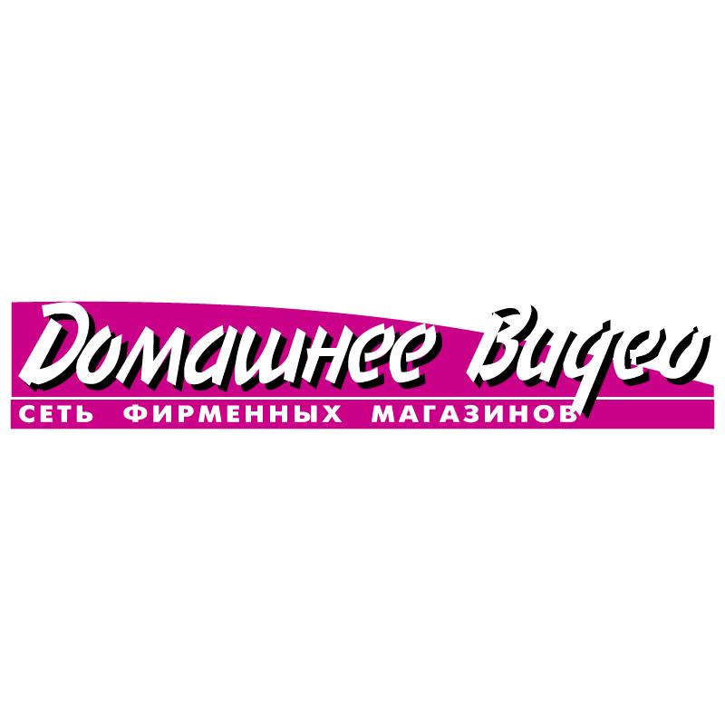 Domashnee Video vector