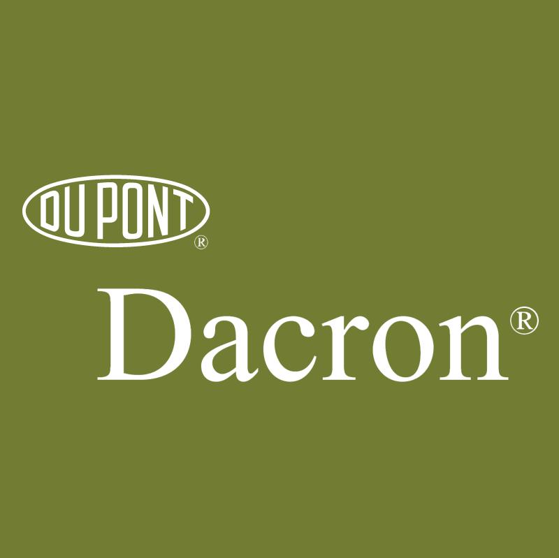 Du Pont Dacron vector