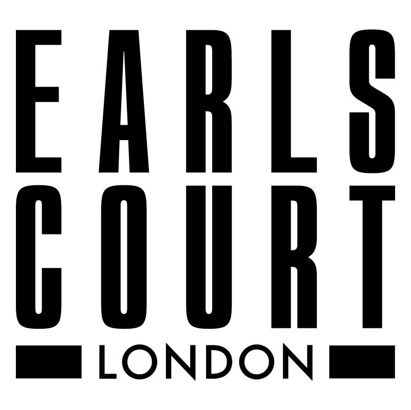 Earls Court London vector