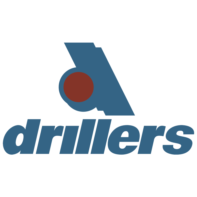 Edmonton Drillers vector