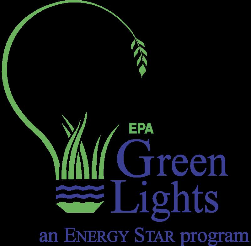 EPA GREEN LIGHTS vector