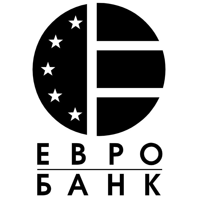 EuroBank vector logo