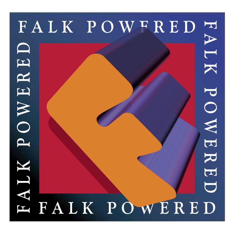 Falk Powered vector